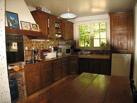 une cuisine int gr e relook e par une c ruse atelier de l 39 b niste c cognard eure. Black Bedroom Furniture Sets. Home Design Ideas