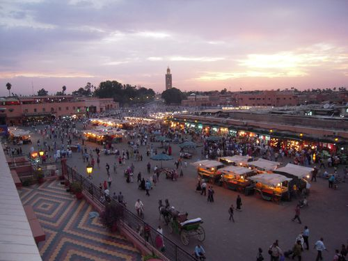 1 Marrakech