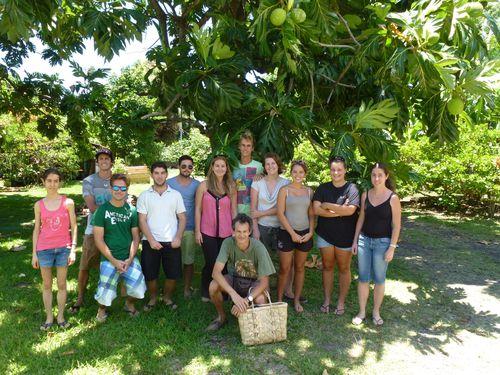 Tahiti-Paea-ILM-22 nov 2013-JYM & team Master 2 EIO