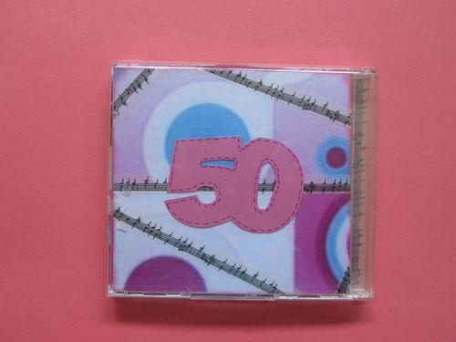 carte CD POUR MARCEL ET ANTOINETTE