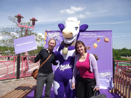 milka mascotte osez-tendresse
