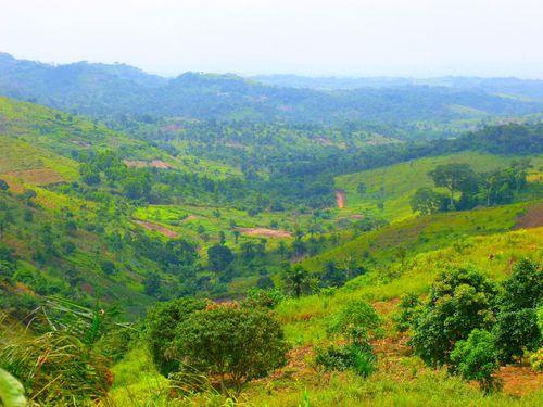 Vue du Bas Congo 6