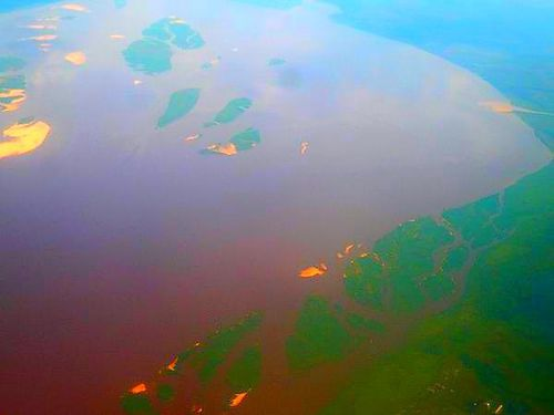 le fleuve Zaïre