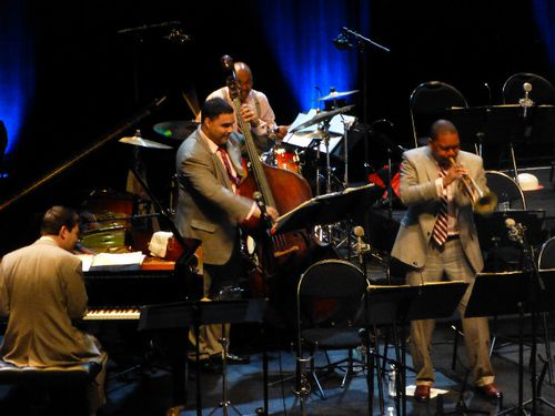 W. Marsalis Quartet