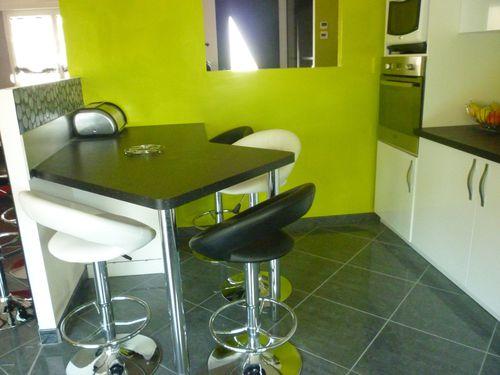 retour dans une nouvelle cuisine les gourmandises de sylvie. Black Bedroom Furniture Sets. Home Design Ideas