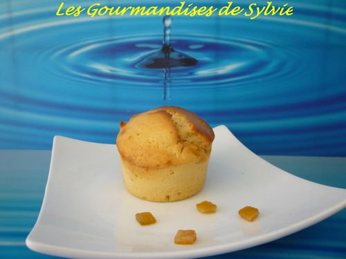 Muffins aux Agrumes 1