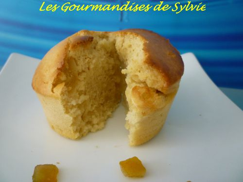 Muffins aux Agrumes 2