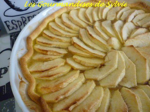 Tarte aux Pommes et Compote 2