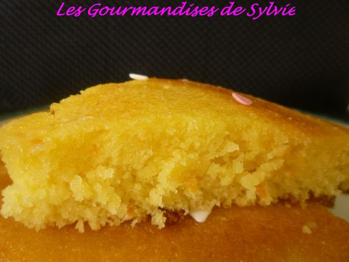 Gâteau à l'Orange 2