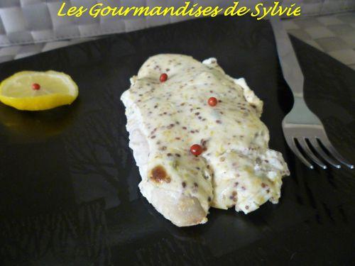Filets de Saint Pierre à la Moutarde à l'Ancienne 1