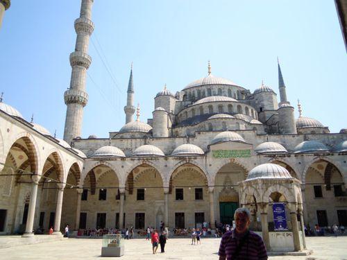 Istanbul 2 - (24) Mosquée bleue