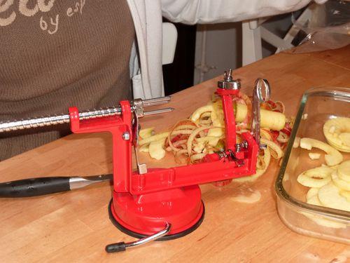 L 39 plucheur de pommes des bouts de vavanille - Machine a eplucher les chataignes ...