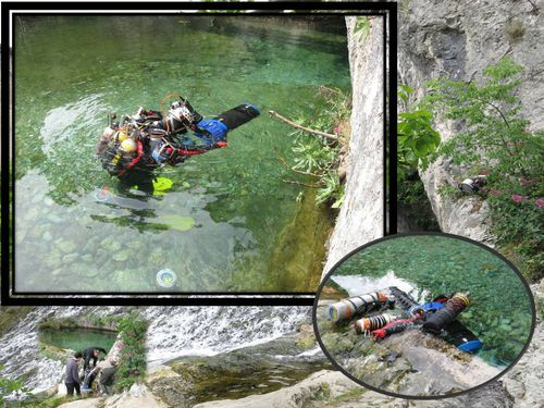 accident hydrospeed en corse