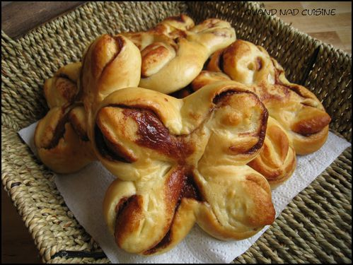 brioches papillons1