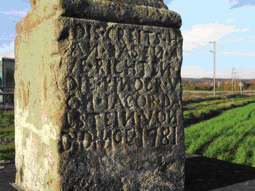 Diding inscription 3
