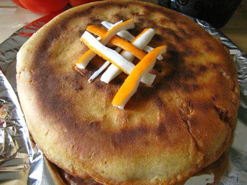 Cookies avoine. Cake surimi.pik nik Bercy 0811 009