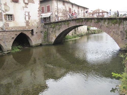 Pays basque français. St-Jean Pied de Port10