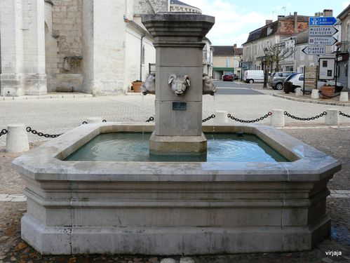 fontaine de Neuvic