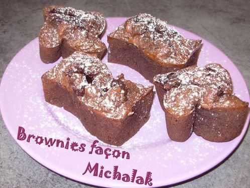 Brownie façon Michalak2