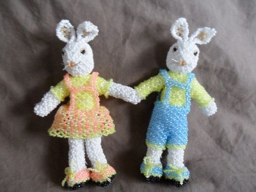 couple grand lapin