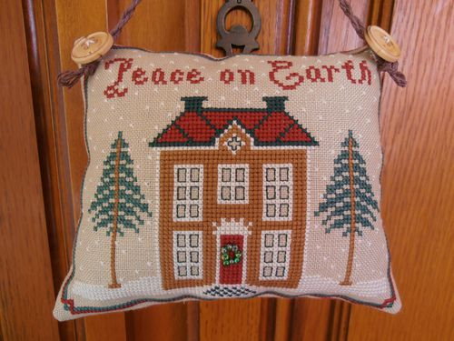 Peace on Earth - Just Crossstitch - 2