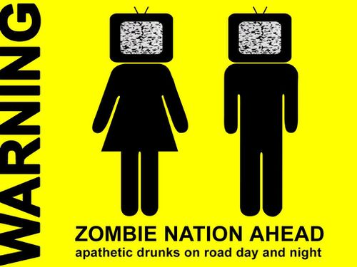 Zombie Nation by Adbusters