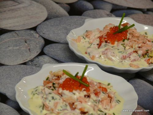 coquilles - soupe pois- renard 004