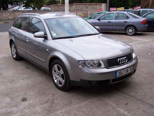 Audi a4 avant 2 5tdi multitronic v6 155 bva plan te auto for Garage audi niort