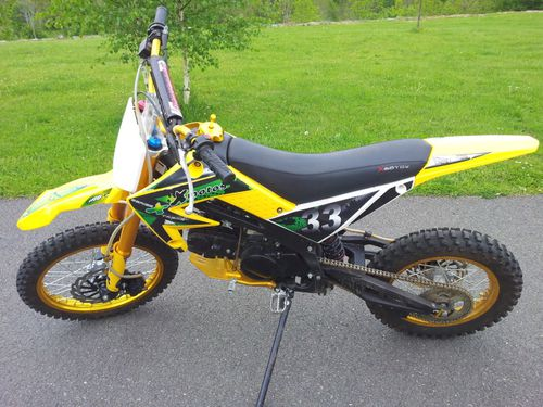 DIRT BIKE PASSION MOTO 004