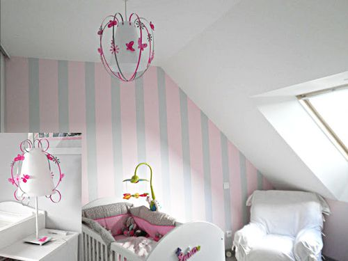 suspension papillon luminaire chambre enfant lampe. Black Bedroom Furniture Sets. Home Design Ideas