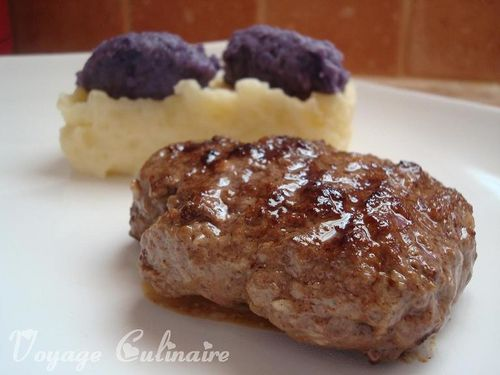 steak hach l 39 ail et son duo d 39 craser de pommes de terre voyage culinaire avec christelle. Black Bedroom Furniture Sets. Home Design Ideas