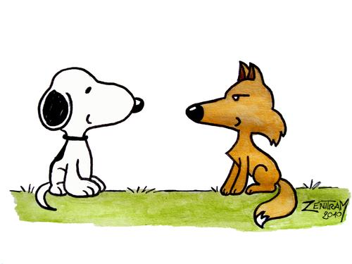 Snoopy-et-Norbert.PNG