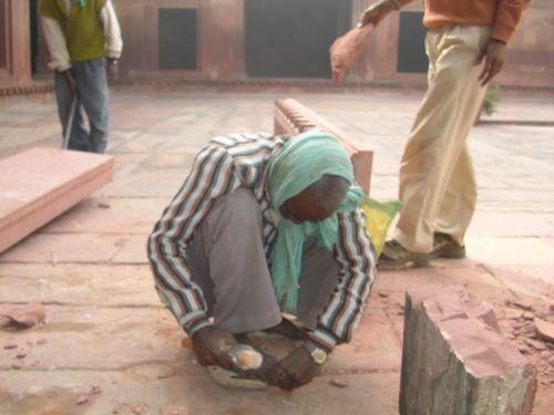 Artesano de Uttar Pradesh