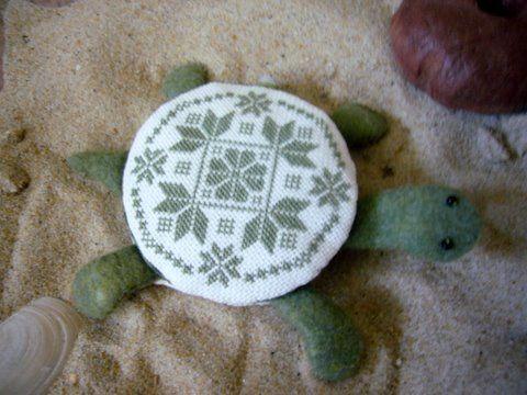 tortue en plus gros