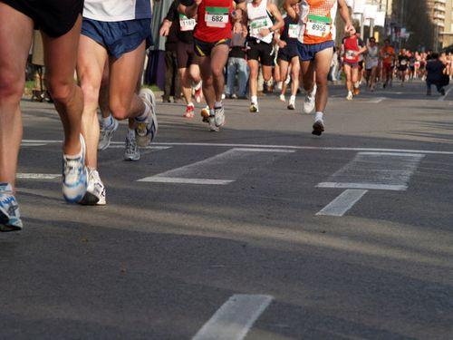 running guys