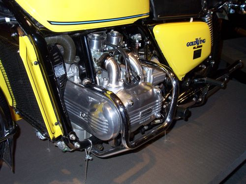 Honda Goldwing GL1000 engine
