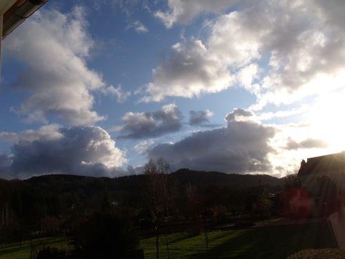 Ciel de DECEMBRE 2011