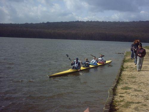 Lac des Vieilles Forges 04 04 2005