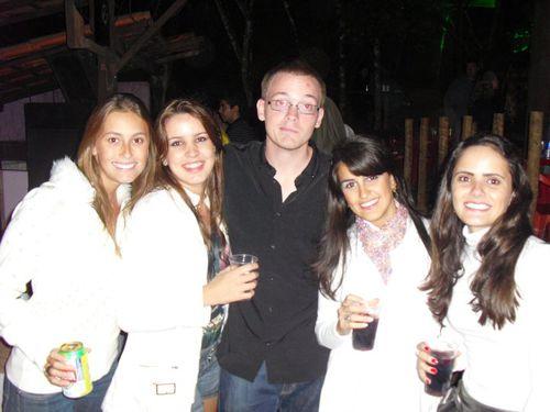 SEB et 4 copines brésil
