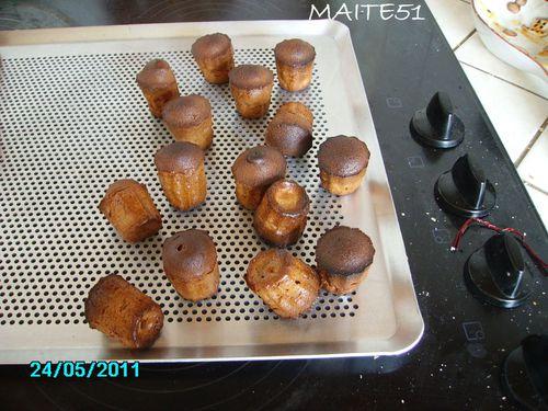 Minis Cannelés Pralinés