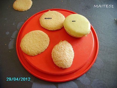 Macarons Mario et Moi 29 04 2012 n° 3