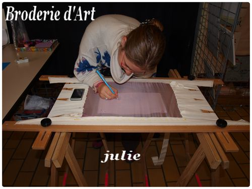 broderie d'Art Julie