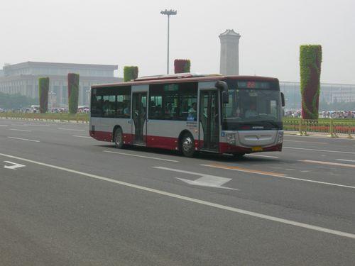 Photos bus Pékin 100813 059