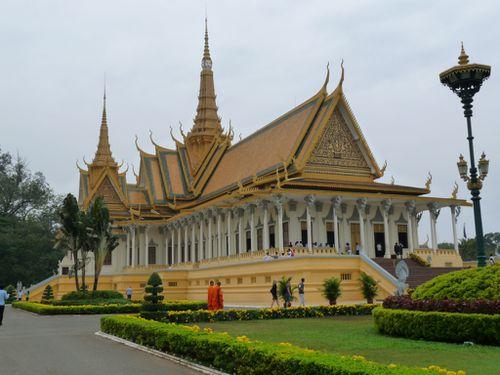 03-Phnom Penh-Palais royal