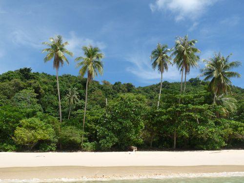 4-Pulau Kapas-notre plage 3