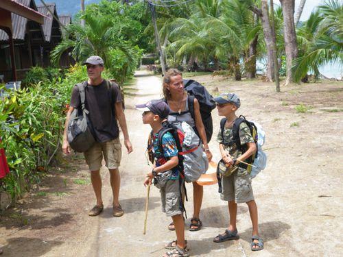 6-Pulau Tioman-Départ