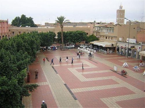 TAROUDANT_place- taroudant-maroc