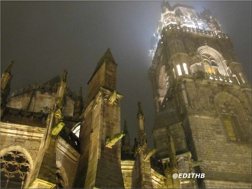 CATHEDRALE RODEZ NUIT (26)