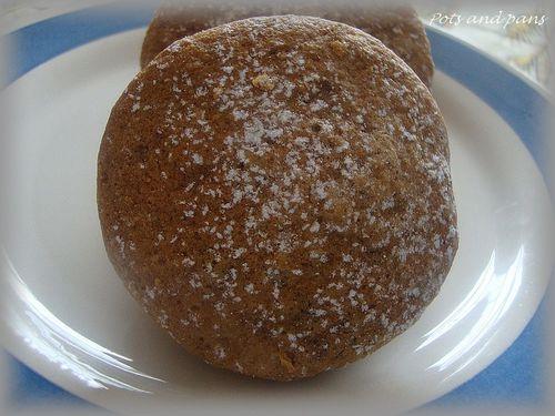 cookies noix pécan