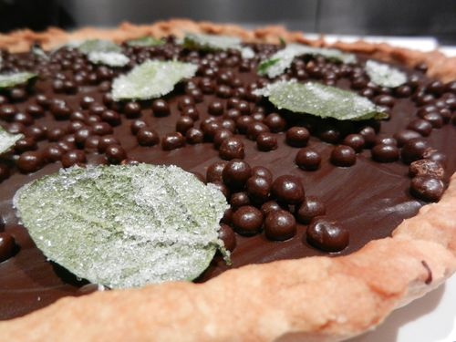 tarte choc menthe (2)